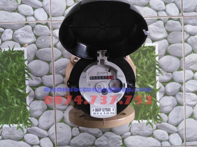 Đồng hồ đo lưu lượng nước Actaric