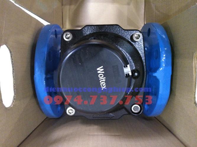Đồng hồ đo lưu lượng nước Itron - Woltex